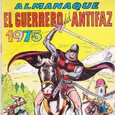 Tebeos: EL GUERRERO DEL ANTIFAZ, ALMANAQUE 1975. Lote 197271866