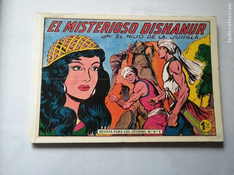 Tebeos: 7 TOMOS DEL HIJO DE LA JUNGLA. - Foto 19 - 197395921