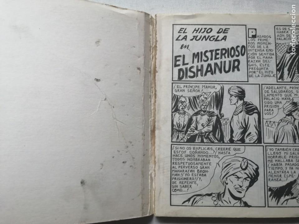 Tebeos: 7 TOMOS DEL HIJO DE LA JUNGLA. - Foto 22 - 197395921