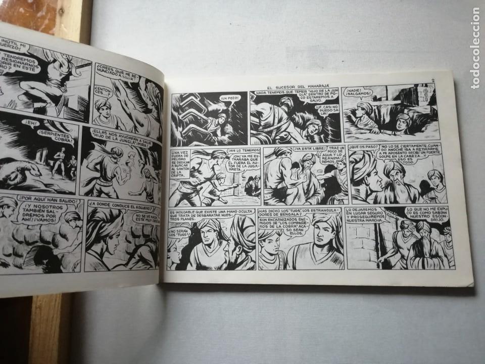 Tebeos: 7 TOMOS DEL HIJO DE LA JUNGLA. - Foto 26 - 197395921