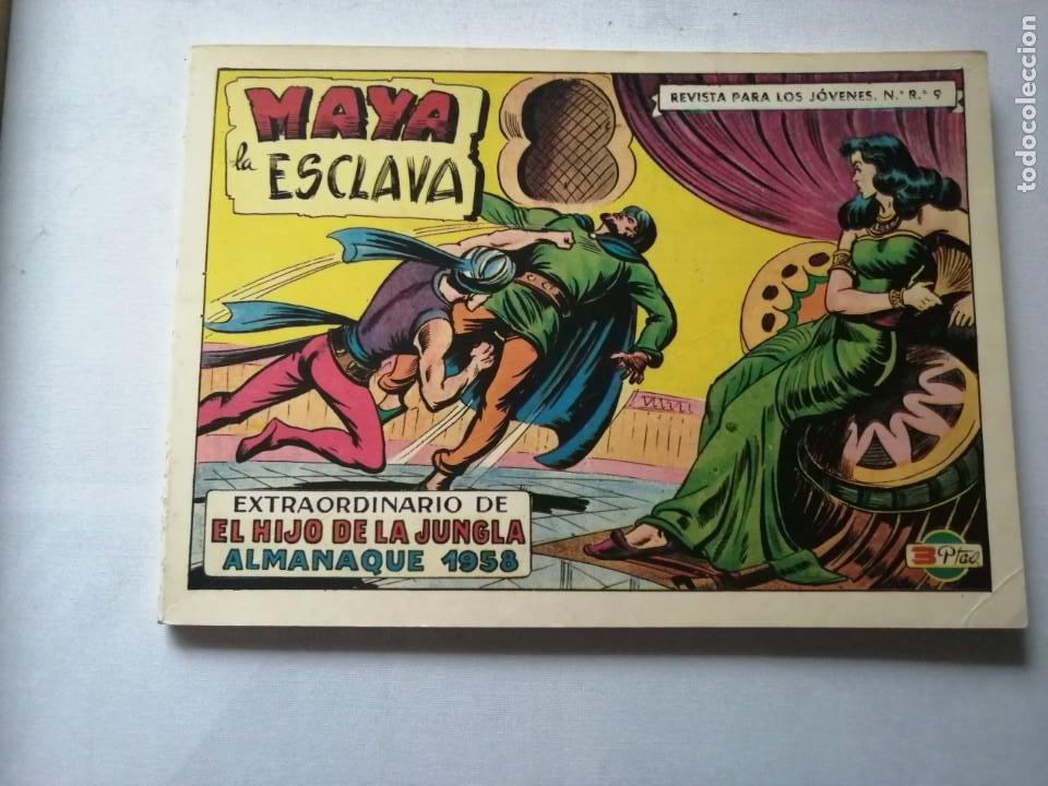 Tebeos: 7 TOMOS DEL HIJO DE LA JUNGLA. - Foto 28 - 197395921