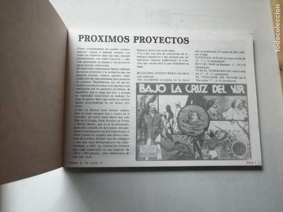 Tebeos: 7 TOMOS DEL HIJO DE LA JUNGLA. - Foto 31 - 197395921