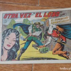 Tebeos: EL ESPADACHIN ENMASCARADO Nº 91 EDITORIAL VALENCIANA ORIGINAL. Lote 197596842