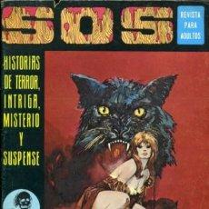 Tebeos: SOS-I ÉPOCA-Nº 6 -FUSTER-ERIC BRADBURY-MANUEL GAGO-S.MARTÍNEZ-1975-CORRECTO-DIFÍCIL-LEA-3288. Lote 197632338