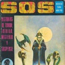 Tebeos: SOS-I ÉPOCA - Nº 10 -LEOPOLDO SÁNCHEZ-LM ROCA-MORENO CASARES-1975-CORRECTO-DIFÍCIL-LEAN-3289. Lote 197634080