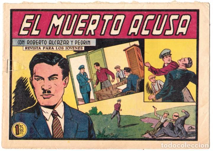 ROBERTO ALCAZAR Y PEDRIN ORIGINAL 334 (Tebeos y Comics - Valenciana - Roberto Alcázar y Pedrín)