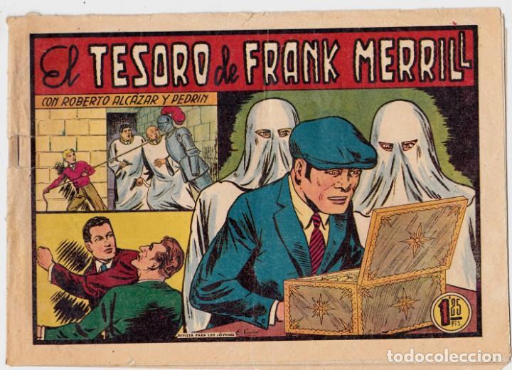 ROBERTO ALCAZAR Y PEDRIN ORIGINAL 353 (Tebeos y Comics - Valenciana - Roberto Alcázar y Pedrín)