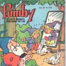 Tebeos: PUMBY 858. Lote 197771003