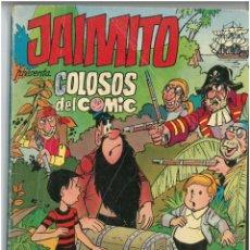 BDs: JAIMITO COLOSOS DEL COMIC Nº 2 1975. EL RELOJ DEL TIEMPO. EDITORIAL VALENCIANA.. C-17. Lote 197900358