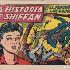 Tebeos: EL PEQUEÑO LUCHADOR 21 X 30 -Nº 183-ORIGINAL-. Lote 197994272