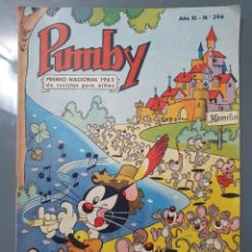 BDs: PUMBY 394. Lote 198074095