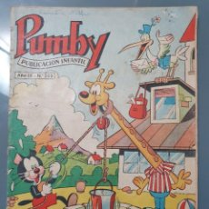 Tebeos: PUMBY 322. Lote 198074181