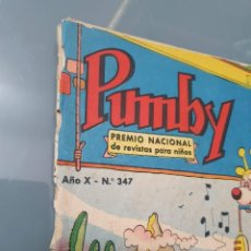 Tebeos: PUMBY 347. Lote 198074197