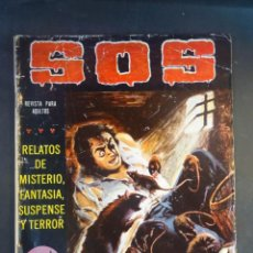 Tebeos: ANTIGUO CÓMIC S.O.S. Nº 38 VALENCIANA , VER FOTOS. Lote 198088516