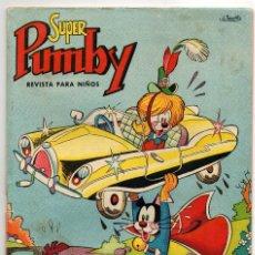 Tebeos: SUPER PUMBY Nº 17 (VALENCIANA 1965). Lote 198150371