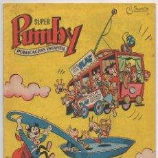 Tebeos: SUPER PUMBY Nº 15 (VALENCIANA 1963). Lote 198150555