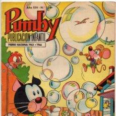 Tebeos: PUMBY Nº 559 (VALENCIANA 1.968). Lote 198151403