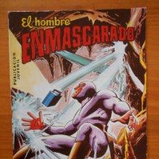 BDs: EL HOMBRE ENMASCARADO - Nº 49 - COLOSOS DEL COMIC - VALENCIANA (GZ). Lote 198175268