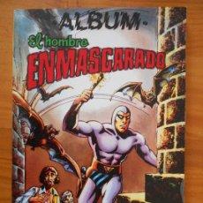 BDs: ALBUM EL HOMBRE ENMASCARADO - TOMO 4 - VALENCIANA (FS). Lote 198177903