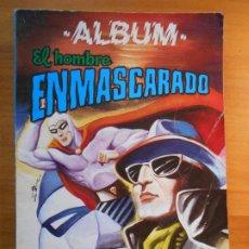 BDs: ALBUM EL HOMBRE ENMASCARADO Nº 5 - COLOSOS DEL COMIC - VALENCIANA (GF). Lote 198273545