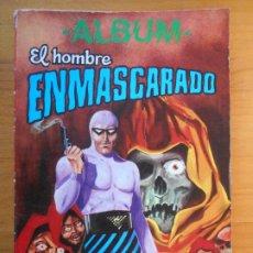 BDs: ALBUM EL HOMBRE ENMASCARADO Nº 6 - COLOSOS DEL COMIC - VALENCIANA (GF). Lote 198280960