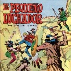 Tebeos: EL PEQUEÑO LUCHADOR. NUMERO 13. EDITORIAL VALENCIANA.. Lote 217536366