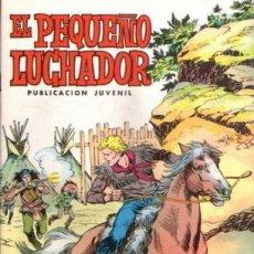 Tebeos: EL PEQUEÑO LUCHADOR. NUMERO 17. EDITORIAL VALENCIANA.. Lote 217536355