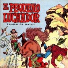 Tebeos: EL PEQUEÑO LUCHADOR. NUMERO 24. EDITORIAL VALENCIANA.. Lote 217536323