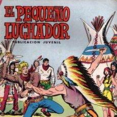 Tebeos: EL PEQUEÑO LUCHADOR. NUMERO 42. EDITORIAL VALENCIANA.. Lote 217536292