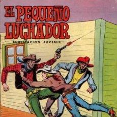 Tebeos: EL PEQUEÑO LUCHADOR. NUMERO 64. EDITORIAL VALENCIANA.. Lote 198408875