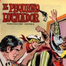Tebeos: EL PEQUEÑO LUCHADOR. NUMERO 65. EDITORIAL VALENCIANA.. Lote 198408913
