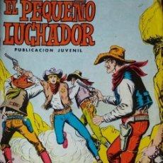 Tebeos: EL PEQUEÑO LUCHADOR. NUMERO 67. EDITORIAL VALENCIANA.. Lote 198408976