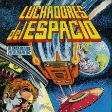 Tebeos: LUCHADORES DEL ESPACIO LA SAGA DE LOS AZNAR NUMERO 8. EDITORIAL VALENCIANA COLOR. Lote 198519067