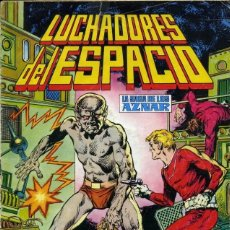 Tebeos: LUCHADORES DEL ESPACIO LA SAGA DE LOS AZNAR NUMERO 9. EDITORIAL VALENCIANA COLOR. Lote 198519148
