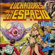 Tebeos: LUCHADORES DEL ESPACIO LA SAGA DE LOS AZNAR NUMERO 11. EDITORIAL VALENCIANA COLOR. Lote 198519303