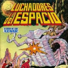 Tebeos: LUCHADORES DEL ESPACIO LA SAGA DE LOS AZNAR NUMERO 12. EDITORIAL VALENCIANA COLOR. Lote 198519390
