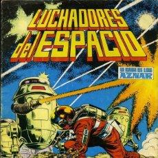Tebeos: LUCHADORES DEL ESPACIO LA SAGA DE LOS AZNAR NUMERO 18. EDITORIAL VALENCIANA COLOR. Lote 198519552