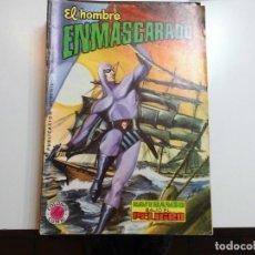 Tebeos: EL HOMBRE ENMASCARADO Nº 12 VALENCIANA. Lote 198560516