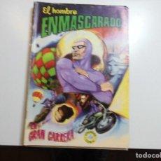 Tebeos: EL HOMBRE ENMASCARADO Nº 2 VALENCIANA. Lote 198562380