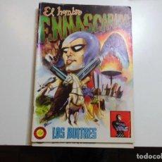 Tebeos: EL HOMBRE ENMASCARADO Nº 1 VALENCIANA. Lote 198562517