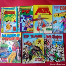 Tebeos: 56 COMICS VARIOS VALENCIANA: GUERRERO ANTIFAZ, PURK, EL PEQUEÑO LUCHADOR, ROBERTO ALCAZAR, TURPIN.... Lote 198643605
