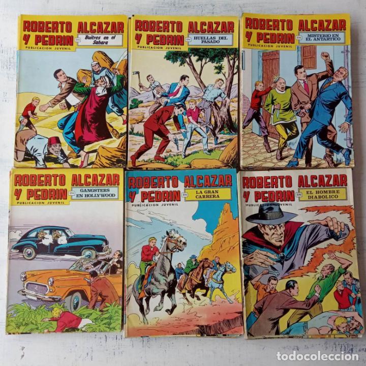 Tebeos: ROBERTO ALCAZAR Y PEDRIN 2ª ÉPOCA - LOTE 79 TEBEOS - VALENCIANA 1976 A COLOR - Foto 3 - 198760456