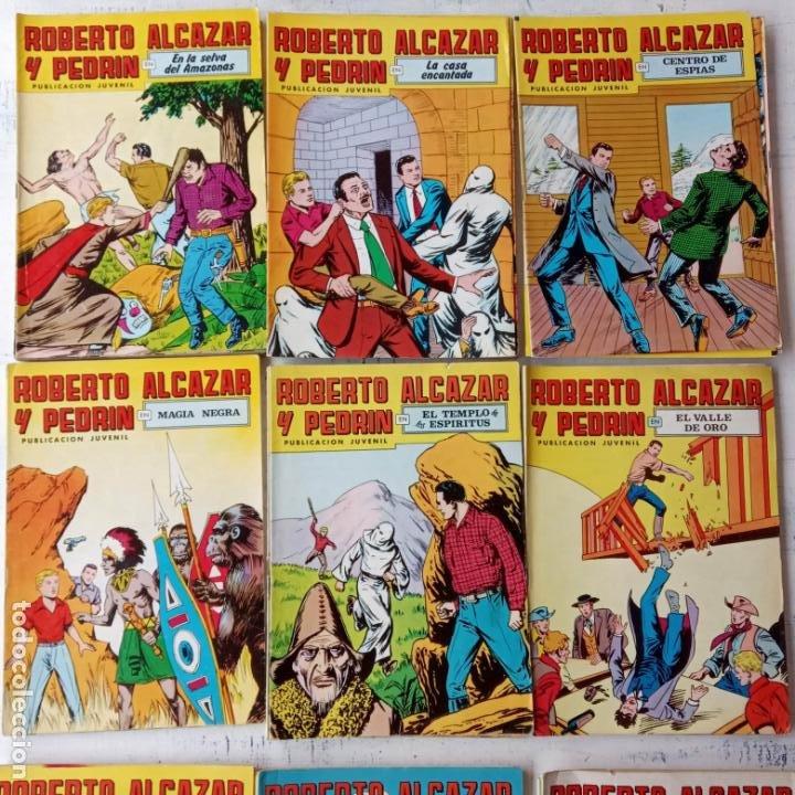 Tebeos: ROBERTO ALCAZAR Y PEDRIN 2ª ÉPOCA - LOTE 79 TEBEOS - VALENCIANA 1976 A COLOR - Foto 5 - 198760456