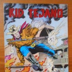 Tebeos: KID TEJANO Nº 10 - UNO CONTRA TODOS - COLOSOS DEL COMIC (CG). Lote 198788031