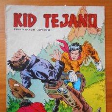 Tebeos: KID TEJANO Nº 11 - UNO MENOS - COLOSOS DEL COMIC (CG). Lote 198788190