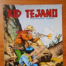 Tebeos: KID TEJANO Nº 19 - GOLPE MORTAL - COLOSOS DEL COMIC (CG). Lote 198788440