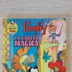 Tebeos: LA VARITA MÁGICA -LIBROS ILUSTRADOS PUMBY Nº 42 AÑO 1972-EDITORA VALENCIANA S.A.. Lote 198912137