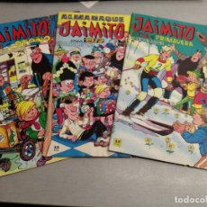 Tebeos: JAIMITO / 3 NÚMEROS EXTRA / VALENCIANA ORIGINAL. Lote 198992243