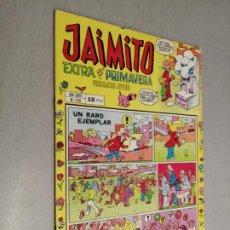 Tebeos: JAIMITO Nº 1219 EXTRA DE PRIMAVERA 1973 / VALENCIANA ORIGINAL. Lote 199038623