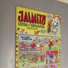 Tebeos: JAIMITO Nº 1219 EXTRA DE PRIMAVERA 1973 / VALENCIANA ORIGINAL. Lote 199038727
